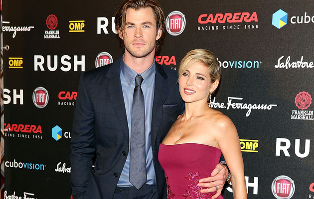 Chris Hemsworth's Wife Elsa Pataky Pregnant With Second Child!