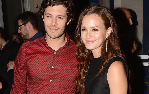 Leighton Meester & Adam Brody Are Engaged!