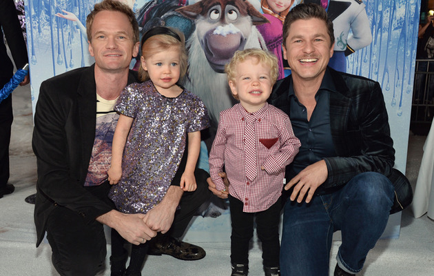 Photo Proof That Neil Patrick Harris Has the Cutest Family Ever