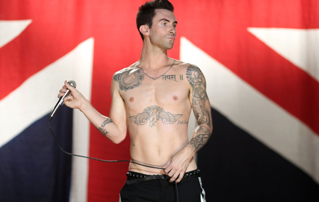 Adam Levine Named Sexiest Man Alive -- Who Should Have Won?