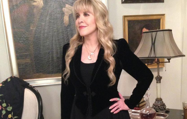 "Stevie Nicks Spotted on ""American Horror Story: Coven"" Set!"