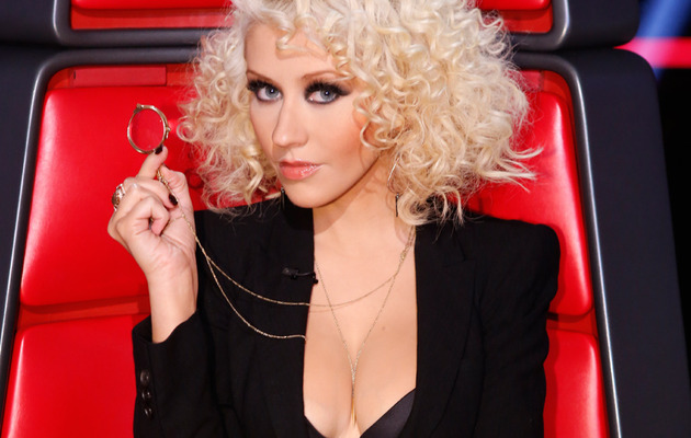 Christina Aguilera Takes Her Makeover to the Next Level
