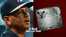 Alex Rodriguez -- STORMS Out of Courtroom … Bud Selig's Trying to Screw Me