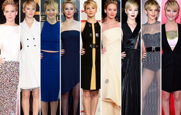 Jennifer Lawrence's Sexy Premiere Style: What's Her Best Look?