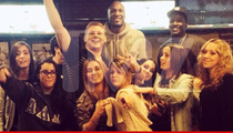 Lamar Odom -- Who Wants Shots???