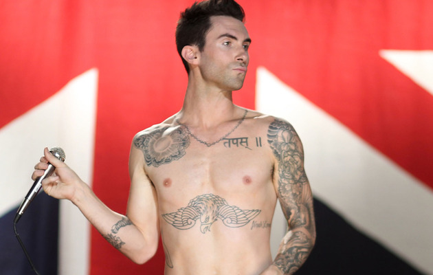See Adam Levine's Hilarious Sexiest Man Alive Acceptance Speech