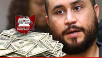 George Zimmerman -- Gun Group Fronting Him Money ... 'We Regret Nothing'