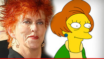 'Simpsons' Star Marcia Wallace -- Breast Cancer DID Contribute to Death