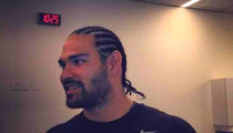 Mark Sanchez -- I've Got Cornrows Now!