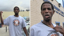 A.C. Green -- My NBA Rings Were NEVER Stolen ... Cops Were Misinformed
