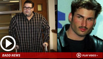 Ex 'Color Me Badd' Singer Bryan Abrams -- Still Badd But Way Bigger
