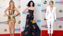 2013 American Music Awards -- The Good, The Bad and The Ugly
