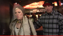 P!nk & Carey Hart -- Photog Sues Over Malibu Fight ... He Called Me a Pedophile C**t
