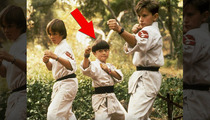 Tum Tum in '3 Ninjas': 'Memba Him?