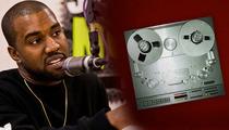 Kanye West -- BOYCOTT LOUIS VUITTON