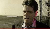 Charlie Sheen -- Goes OFF on Children Services ... AGAIN