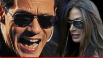 Marc Anthony's Ex -- JLo Gets Child Support, I Get a Crappy Valley Apartment!