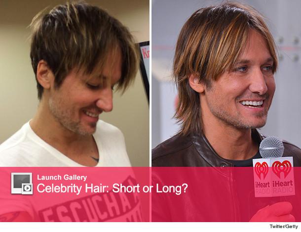 Keith Urban Chops Off His Hair! | toofab.com