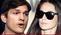Ashton Kutcher, Demi Moore -- Divorce Final