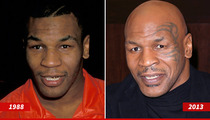 Mike Tyson -- Good Genes or Good Docs?