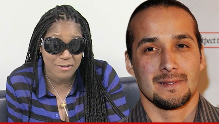 trina braxton husband challenging divorce on grounds of