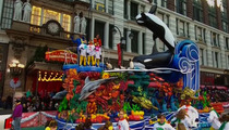 Macy's Thanksgiving Day Parade -- Screw 'Blackfish' ... Our Killer Whales Can Float