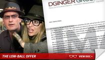 Charlie Sheen -- Gets Offer on Brooke Mueller's House, But Could Cost Him $2 MILLION