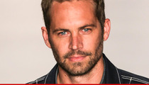 Paul Walker -- Burning Porsche Video May Show Escape Attempt