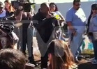 'Fast and Furious' Star Tyrese -- Breaks Down in Tears at Paul Walker Crash Site [VIDEO]