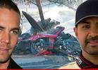 Paul Walker Crash -- Cops Investigating Possible Street Race