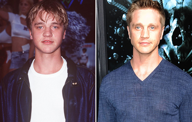 """Nikita"" Star Devon Sawa Married, Expecting Baby Boy"