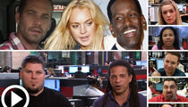 TMZ Live: Paul Walker's Death -- Racing or Malfunction to Blame?