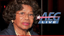 Katherine Jackson -- I Want Another Shot at AEG