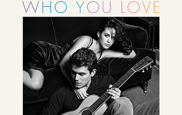 "John Mayer Shares Artwork for ""Who You Love"" Single with Katy Perry!"