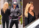 Seacrest's New Chick -- Scores Huge Modeling Contract ... Thanks to Ryan Hook Up