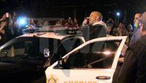 Vin Diesel -- Emotional Speech at Paul Walker Crash Site ... 'He's An Angel In Heaven'