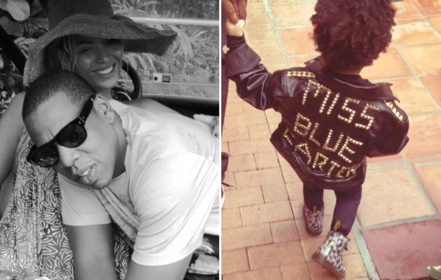 Beyonce Shares Fun & Sexy Vacation Photos with the Family!