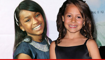 'Annie' Movie -- Hard Knock Nothing ... Young Stars Score Big Money