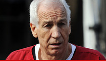 Jerry Sandusky -- Wife Helps Post $250,000 Bail