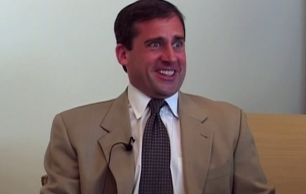 "Video: Check Out Steve Carell's Hilarious ""Anchorman"" Audition!"