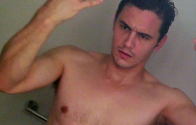 James Franco Posts Sexy Shirtless Selfie!