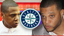 Jay Z & Robinson Cano -- FAIL in Quest for $300 MILLION Contract ... Settle for $240 Mil