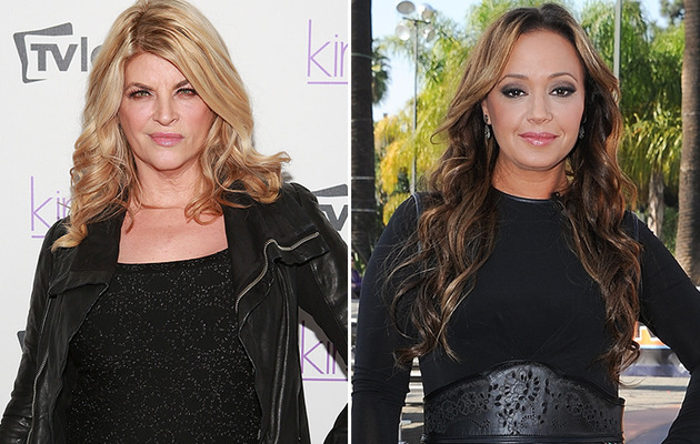 Kirstie Alley on Leah Remini: You Are My Enemy!