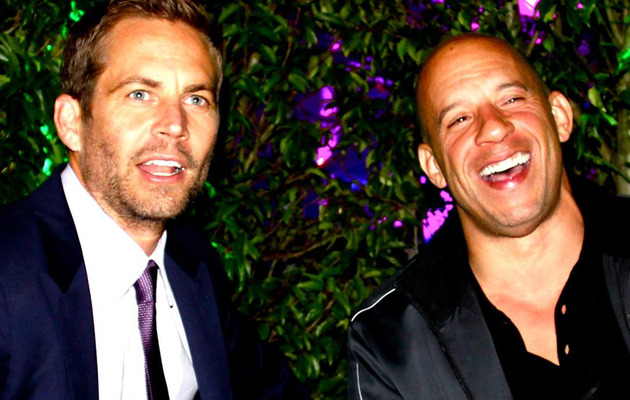 Vin Diesel: Paul Walker Was My Other Half