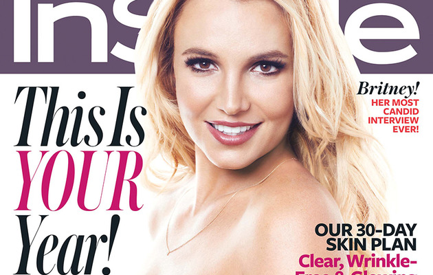 "Britney Spears Gets Candid in ""InStyle,"" Reveals She's Had Lip Injections"