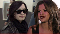 Selena Gomez -- Secret Weapon In Demi Lovato's Addiction Battle