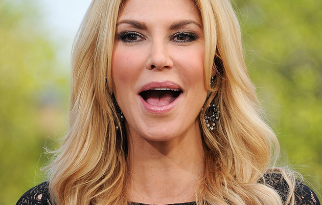 "Brandi Glanville In Hot Water Over Racist ""Real Housewives"" Comment"