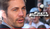 Paul Walker -- Small Family Funeral ... 'Fast & Furious' Crew Invited