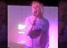 'Roseanne' TV Daughter -- Attempts Nirvana Karaoke -- Smells Like...Something Bad