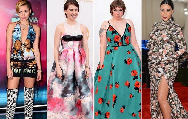 2013 Year In Review: Worst Dressed Stars!